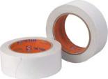 Low tack carpet tape, 50m roll.