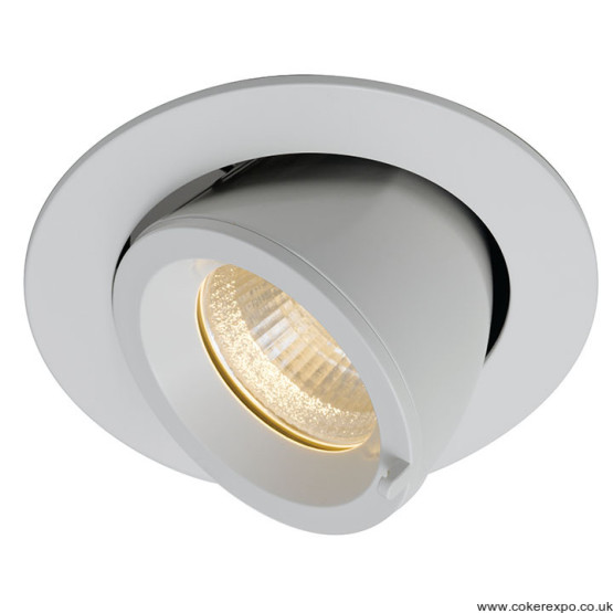Unicity Wallwash Led lighting fixture in white
