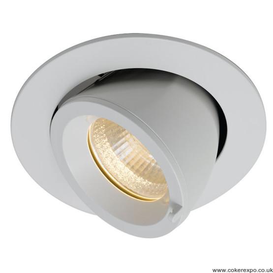 Unicity Wallwash Led lighting fixture in white