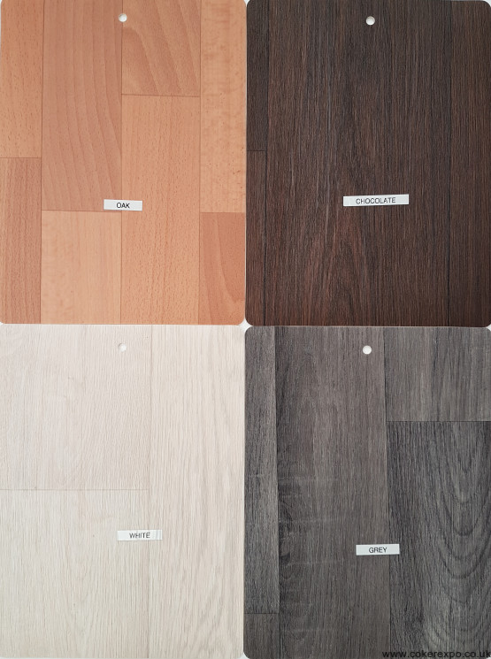 Event vinyl flooring colour swatch