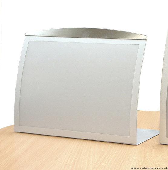 Desktop information holder.