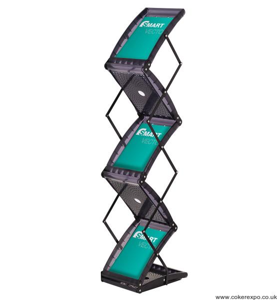 Quantum A4 literature rack