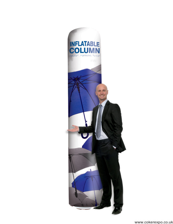 Promotional Inflatable Column display