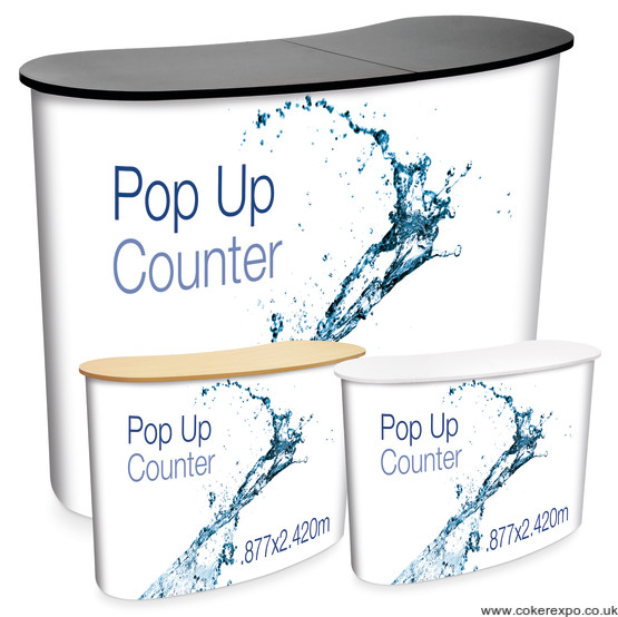 Pop Up Counter Model E