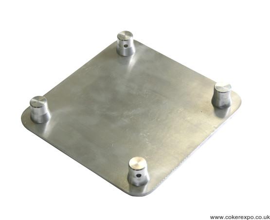 System 35 Quad truss base in aluminium