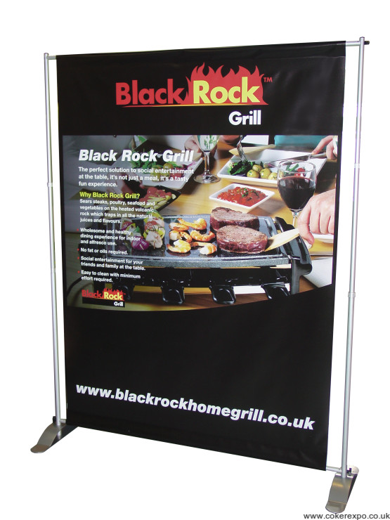Display banners PVC  large format