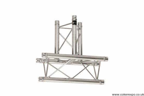S35T37 3 way Trio Lighting Gantry Junction