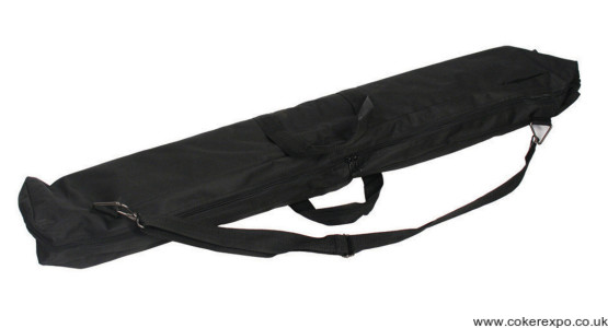 Canvas carry bag for the pegasus banner stand hardware