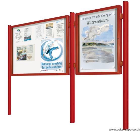 Top Quality notice board range
