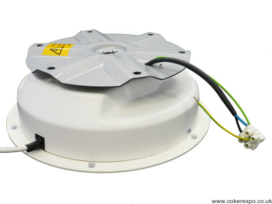 Display turntable mains powered for up to 50 Kilos