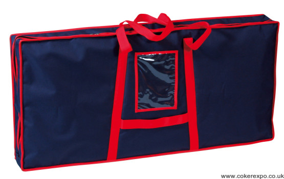 Exhibition counter transport bag