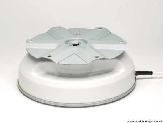 Display turntable TTC200 for 20 kg loads