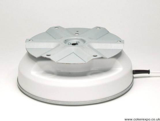 Display turntable TTC200 for 20 kg loads