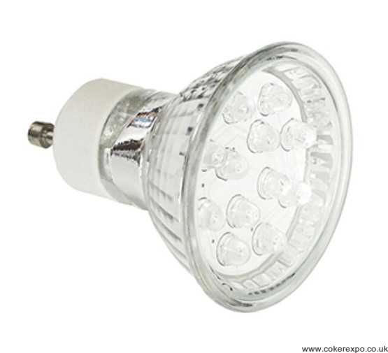 5w LED bulb GU10 fitting