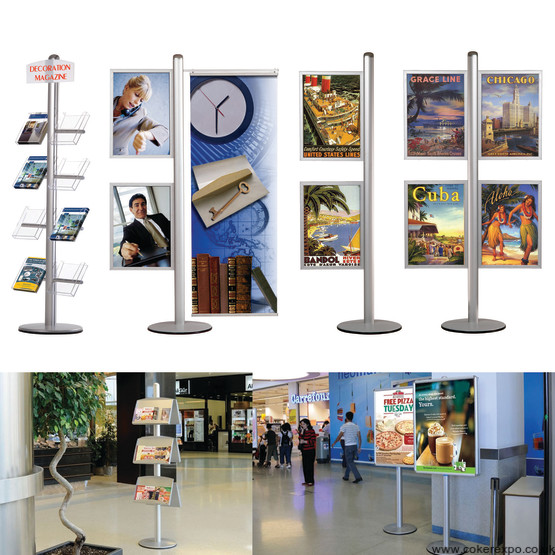 Multi purpose sign system