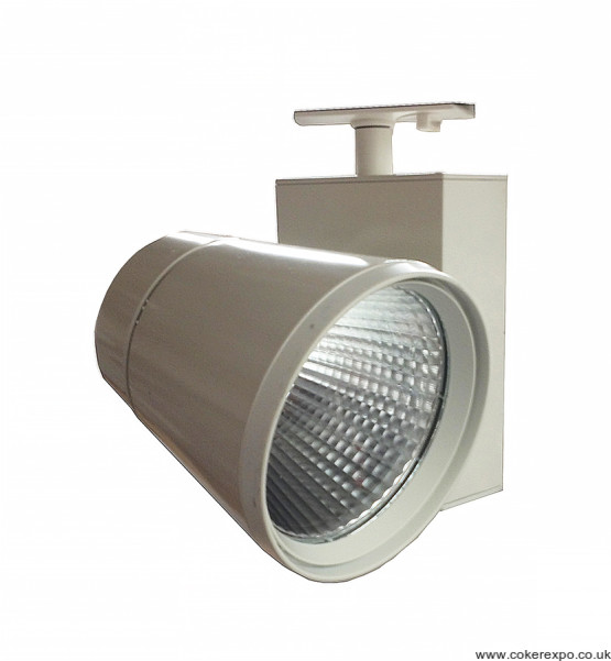 27.5 watt Led spot light for lighting track