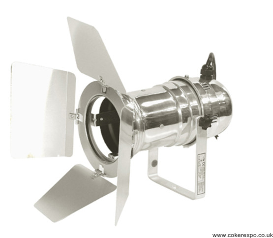 Popular lighting fixture for use on truss systems.