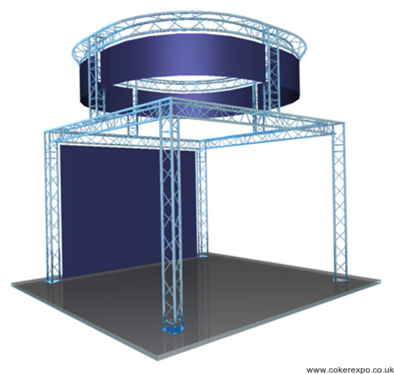 Exhibition gantry build 2