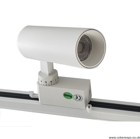 10w led spotlight for lighting track