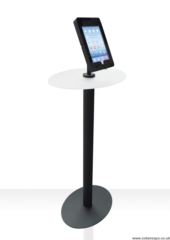 POS Ipad Display Stand without sign board
