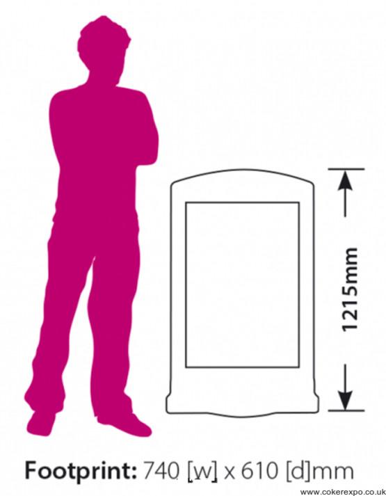 Icon size dimensions