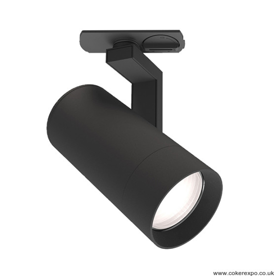 Black unicity 15w led track light
