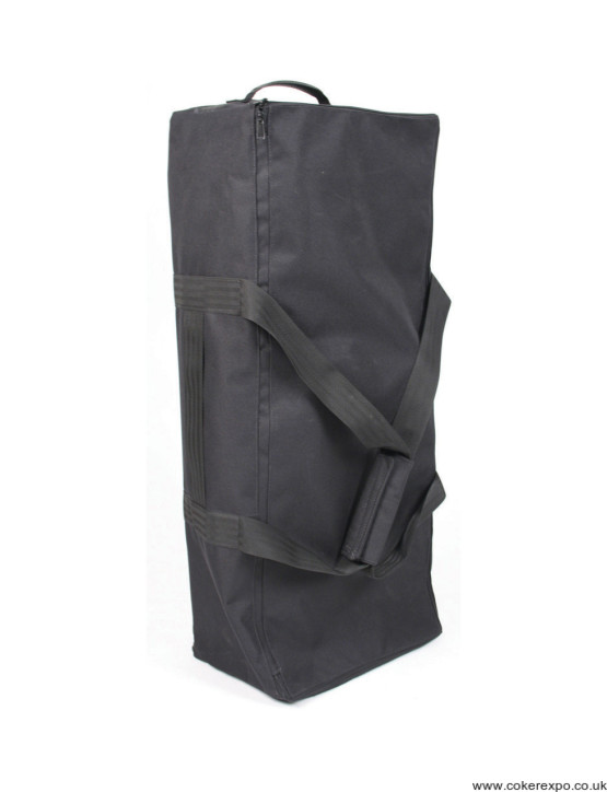 Fabric Hop up wheeled carry bag