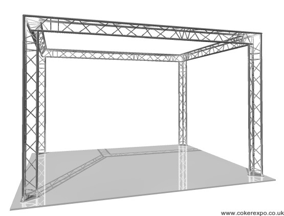 Exhibition Gantry Stand Hire