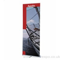 Apollo banner stand (2130mm x 800m wide)