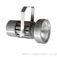 Silver Beam Spotlight