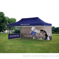 Marquee Tent for Shows and Fetes 3x4.5 Metres
