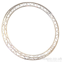 Lighting truss circle for hire, 2.8m diameter