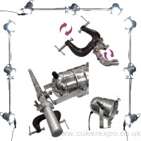 2 Metre light bar and lights