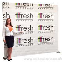 Backdrop banner for events