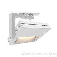 Wall Washer Led Track Light in white