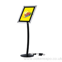 Illuminated Menu Stand