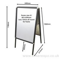 A1 A Frame hire