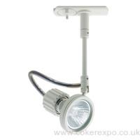 Jaga GU10 spotlight on stick