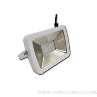 The Efficio can be used inside or out 120 degree floodlight