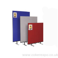 Full range of office screen dividers