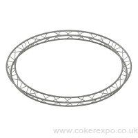 5m diameter lighting truss circle