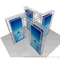 Display truss build 50 (dwg 518)