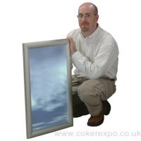 Slimline Lightbox snap frame