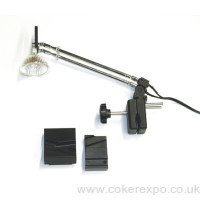 50 watt versatile light telescopic