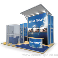 Exhibition Stand Design 13 Lockwall
