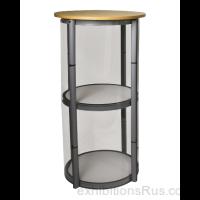 Portable Exhibition Cabinet : Portable showcases