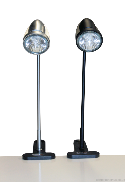 Exhibition Stand Lighting Kits : Watt display stick light dl