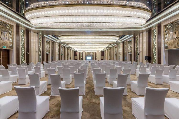 Diamond Grand Ballroom of China Grain Hotel Shanghai 02.jpg