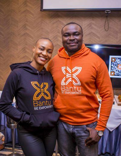 L - Victory Emeh, R - Victor Olorunfemi ( Brand and Communications )