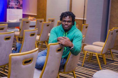Another DevOps guru - Funmbi Adeyokunnu.